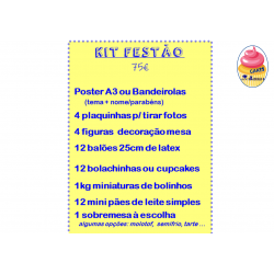 Kit Festão
