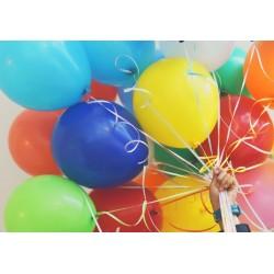 Balão latex 25cm à unidade