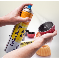 Desmoldante Carlex spray 600ml