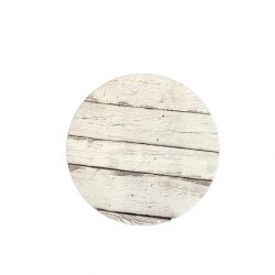 Prato redondo madeira clara...