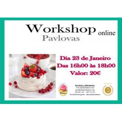 Workshop Online de Pavlovas...