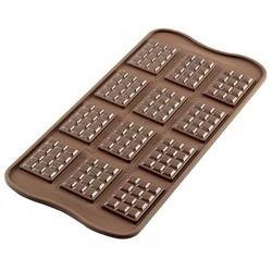 Molde silicone Mini-Tablete...