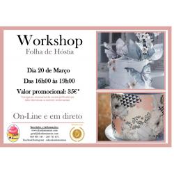 Workshop Online Folha de...