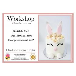 Workshop Online Bolos de...