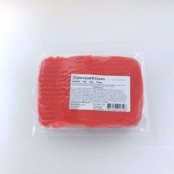 Pasta de açúcar vermelho