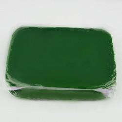 Pasta de açúcar verde azevinho