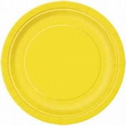 Pratos Plástico (conj.10)