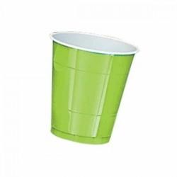 Copos plástico (conj.10)
