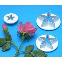 3 Caules Flor Cortantes