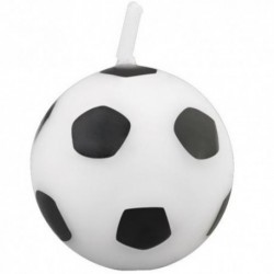 Vela bola de futebol