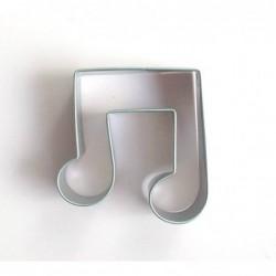 Cortante nota musical 4,5cm