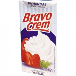 Nata Vegetal Bravo Crem 500ml