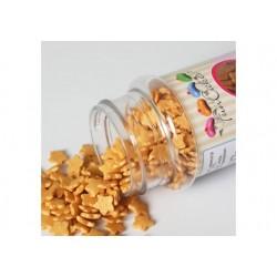 Confettis Estrelas Douradas...