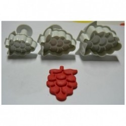 3 Cortadores/Ejetores Uvas